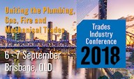 Register now for the Trades Industry Conference! 6-7 September