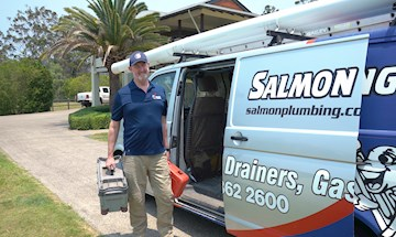 Using a Licensed Plumber