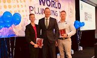 New Plumbing Ambassadors Announced at World Plumbing Day Celebrations