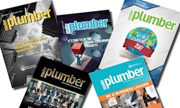 Master Plumber Magazine - 2018 Issues