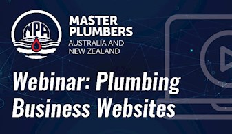 MPANZ Webinar - Plumbing Business Websites