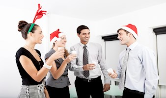 MPAQ Guide To Workplace Christmas Parties