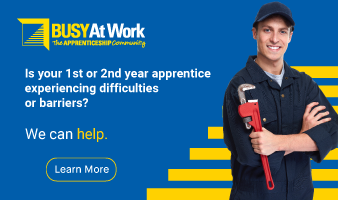 Struggling with your Plumbing Apprentice?