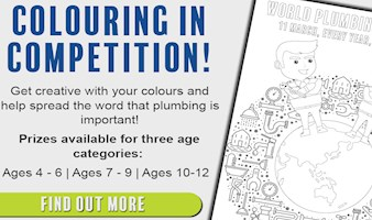 World Plumbing Day - Colouring in Competitions