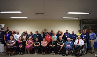Life Members and Meritorious Service Members