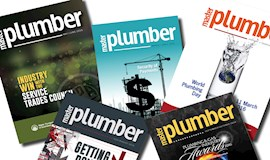 2017 Master Plumber Magazine Issues