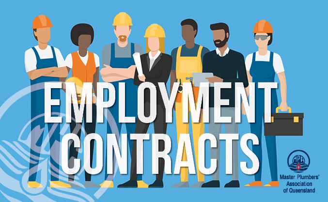 Employment Contract - Building and Construction